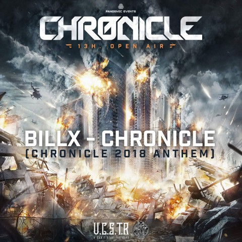 Frenchcore - Hardcore - Chronicle 2018 Anthem