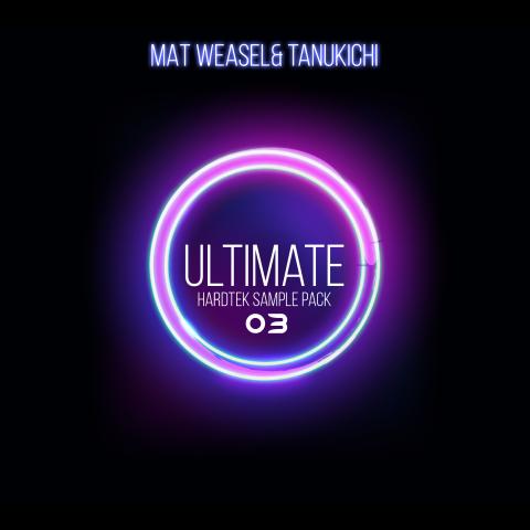 Packs de samples - Ultimate Hardtek Samples 03
