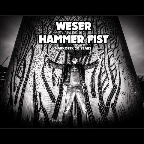 HardTek - Tribe - Hammer Fist