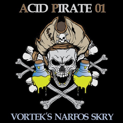 HardTek - Tribe - Acid Pirate 01