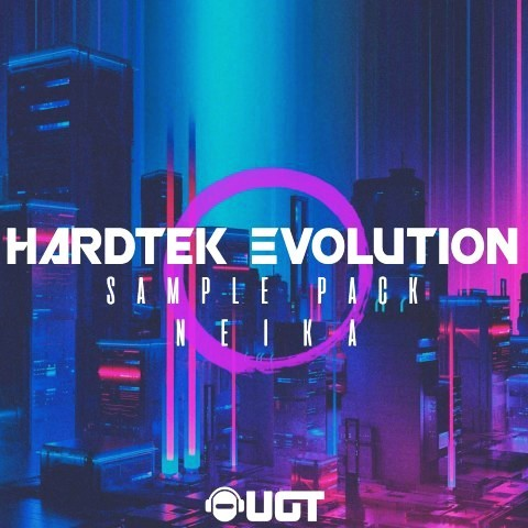 Packs de samples - Hardtek Evolution Samples Pack