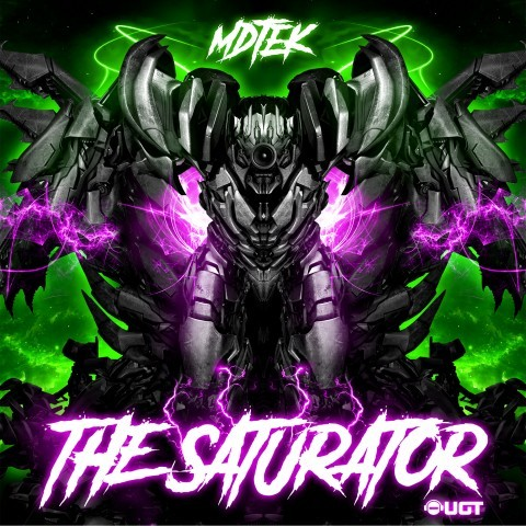 HardTek - Tribe - The Saturator EP