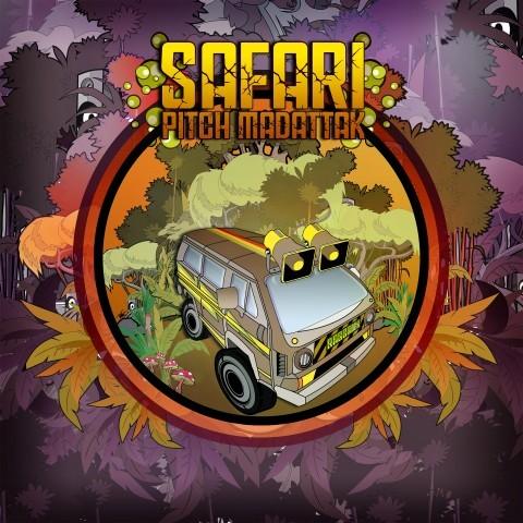 Raggatek - Jungletek - Safari
