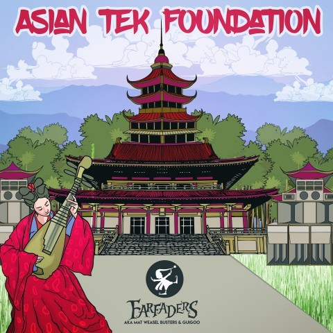 Psytek - Psytrance - Asian Tek Foundation