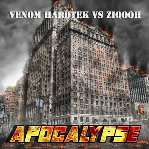HardTek - Tribe - Apocalypse