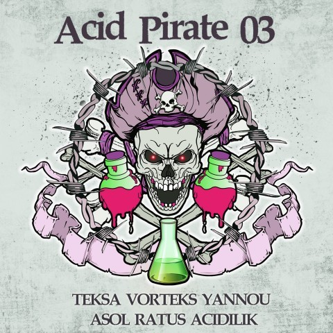 HardTek - Tribe - Acid Pirate 03
