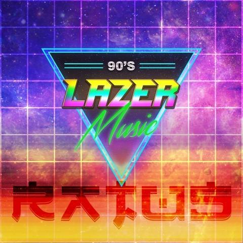 HardTek - Tribe - 90's Lazer Music