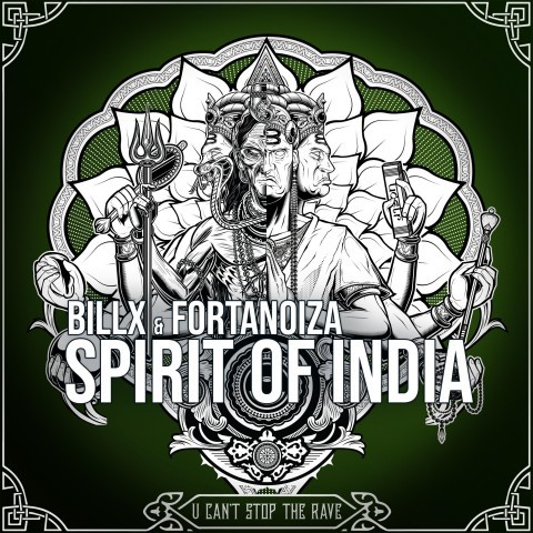 Frenchcore - Hardcore - Spirit of India