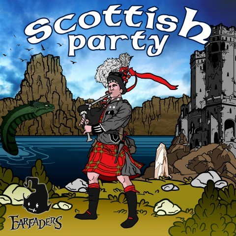 Psytek - Psytrance - Scottish Party