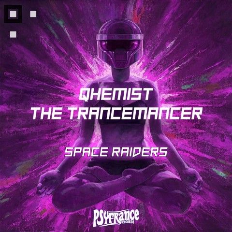 Psytek - Psytrance - Space Raiders
