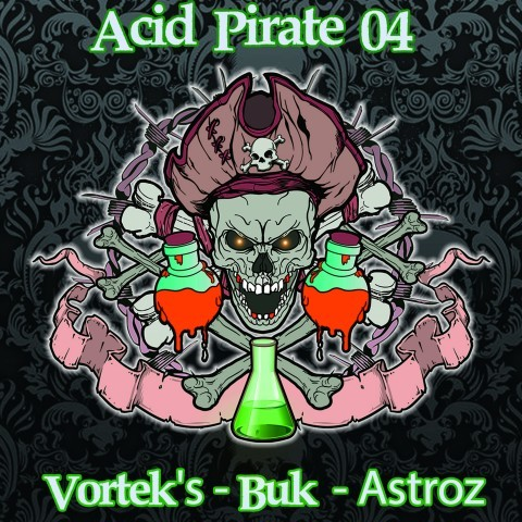 HardTek - Tribe - Acid Pirate 04