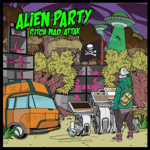 HardTek - Tribe - Alien Party