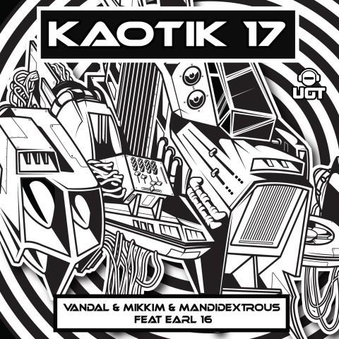 Raggatek - Jungletek - Kaotik 17