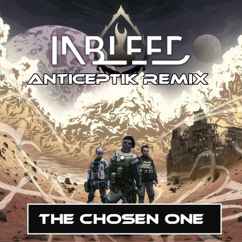 Frenchcore - Hardcore - The Chosen One - Anticeptik Remix