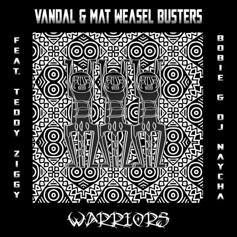 Raggatek - Jungletek - Warriors