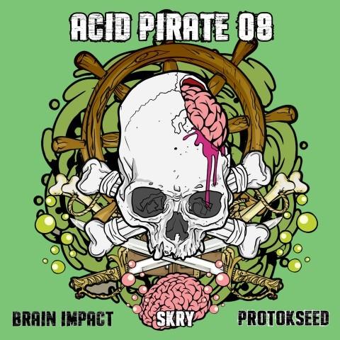 HardTek - Tribe - Acid Pirate 08