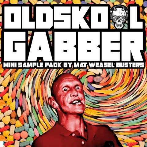 Packs de samples - Old Skool Gabber Mini Pack