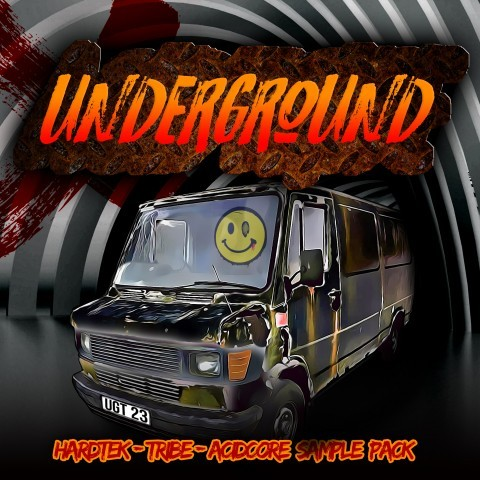 Packs de samples - Underground Sample Pack
