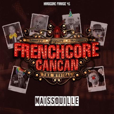 Frenchcore - Hardcore - Frenchcore Cancan