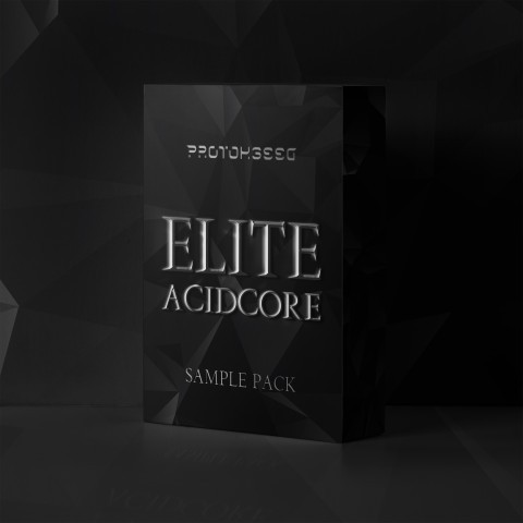 Packs de samples - Elite Acidcore Producer Pack