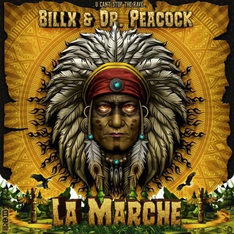 Psytek - Psytrance - La Marche