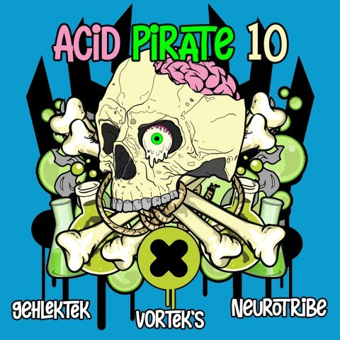 HardTek - Tribe - Acid Pirate 10