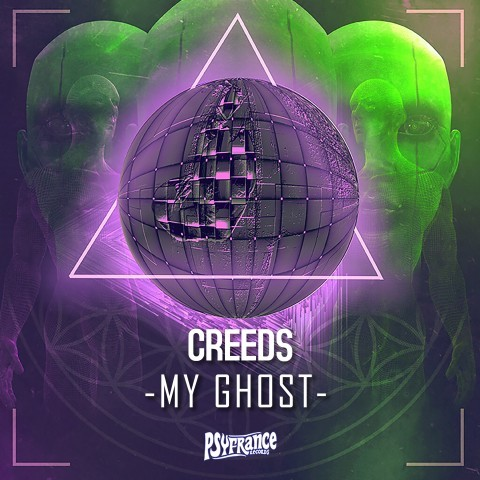 Psytek - Psytrance - My Ghost