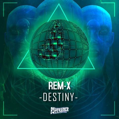 Psytek - Psytrance - Destiny