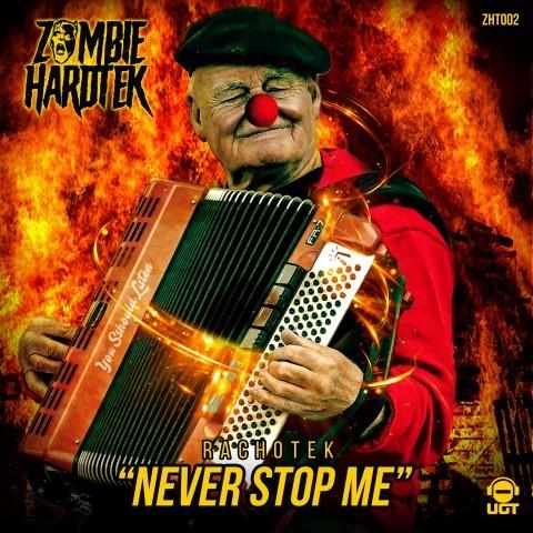 HardTek - Tribe - Never Stop Me