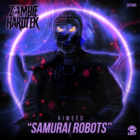 HardTek - Tribe - ZHT005 - Kiweed - Samurai Robots