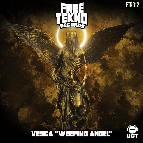 HardTek - Tribe - FTR012 - VESCA-Weeping Angel
