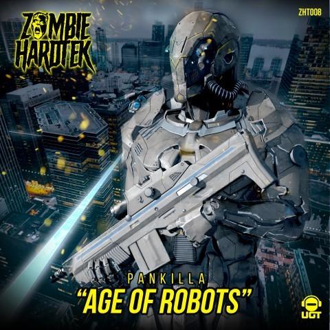 HardTek - Tribe - Age Of Robots