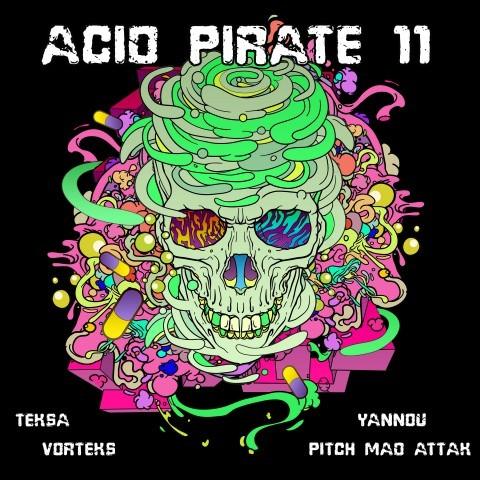 HardTek - Tribe - Acid Pirate 11
