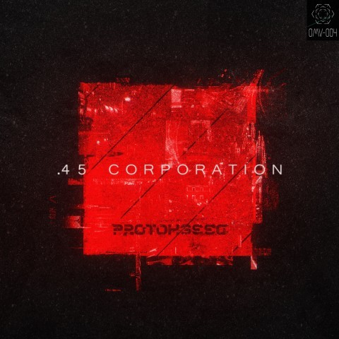 HardTek - Tribe - .45 Corporation