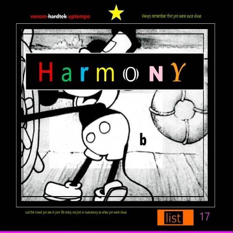 Frenchcore - Hardcore - Harmony