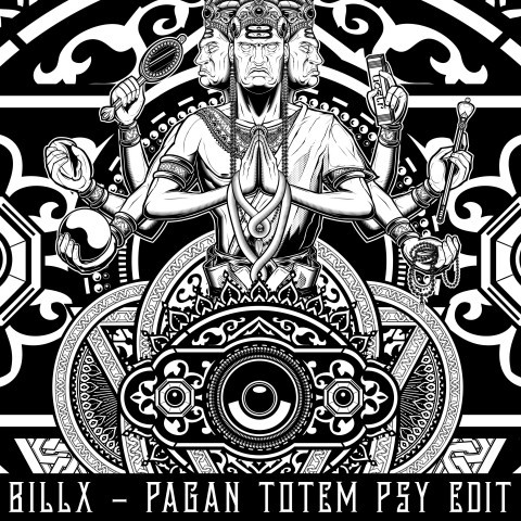 Psytek - Psytrance - Pagan Totem Psy Edit