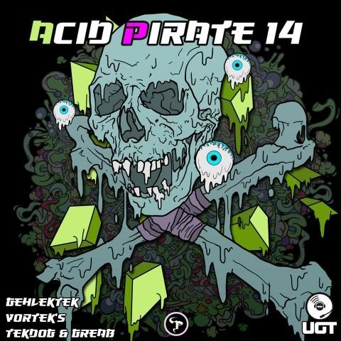 HardTek - Tribe - Acid Pirate 14