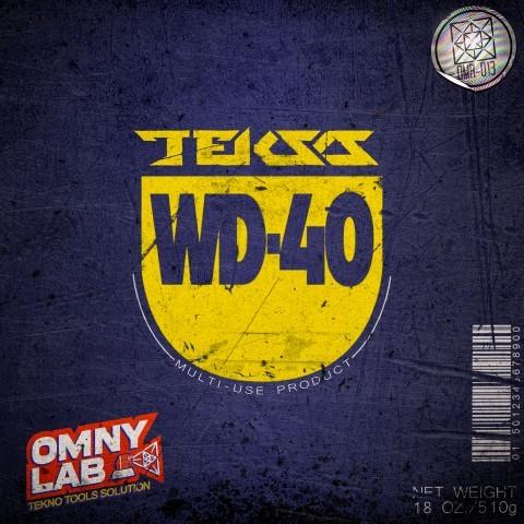 HardTek - Tribe - WD40