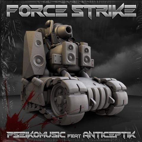 HardTek - Tribe - Force Strike