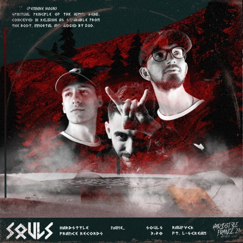 Frenchcore - Hardcore - Souls (Extented)