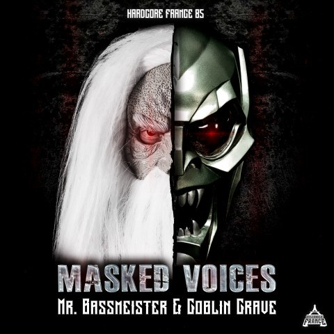 Frenchcore - Hardcore - Masked Voices