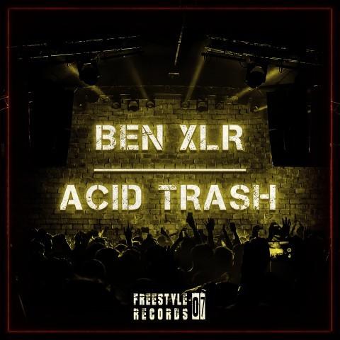 HardTek - Tribe - Acid Trash