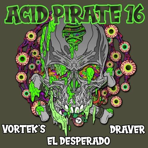 HardTek - Tribe - Acid Pirate 16