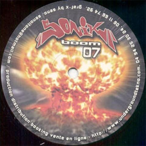 HardTek - Tribe - Sonik Boom 07 Track 3