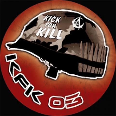 HardTek - Tribe - Mort Aux Machines-KFK03