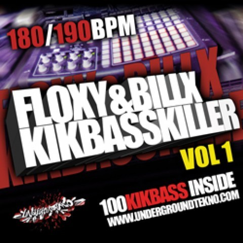 Packs de samples - Kick Bass Killer Sample Pack Vol 1