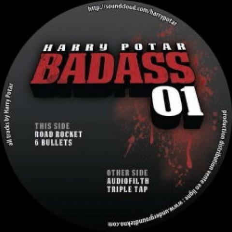 HardTek - Tribe - Harry Potar-Road Rocket
