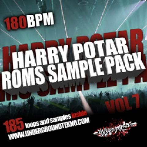 Packs de samples - Harry Potar - Roms Sample Pack