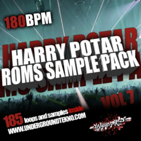 Packs de samples - Harry Potar - Roms Sample Pack