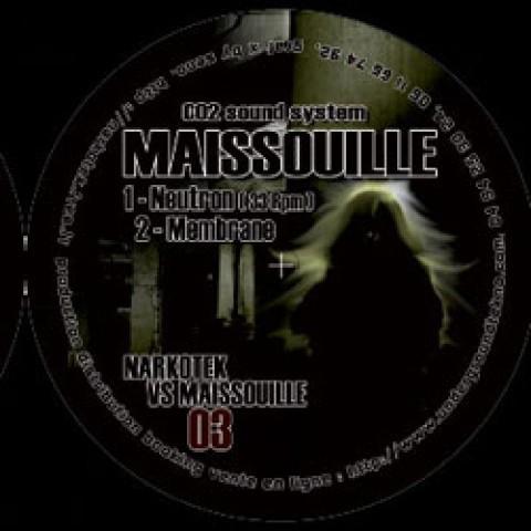 HardTek - Tribe - Maissouille-Membrane